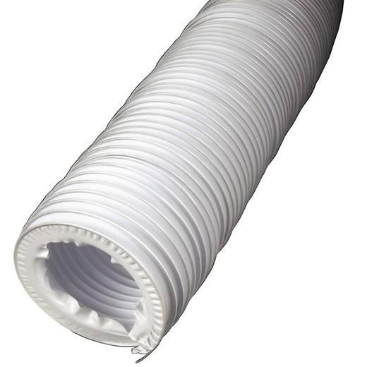 Wäschetrockner-Abluftschlauch Xavax 00110973 - 12 m x 102 mm Weiß