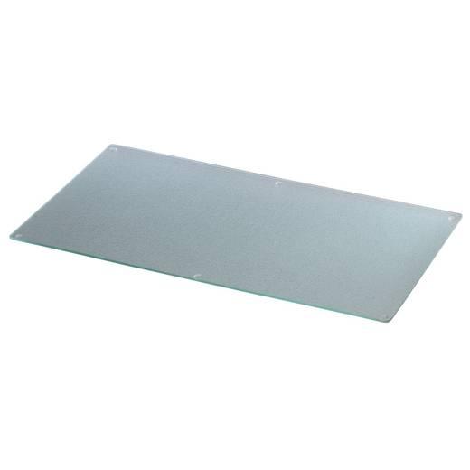 Glasschneidebrett, klar, 52 x 30 cm