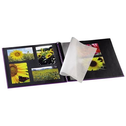 "Spiralalbum ""Fine Art"", Lila, 36x32/50"
