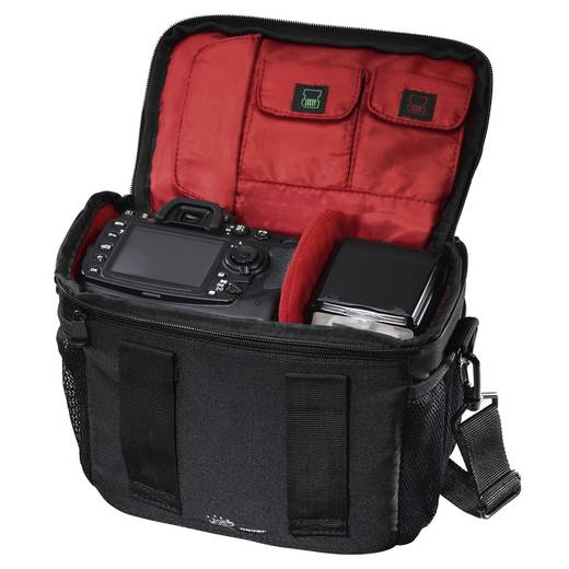 Kameratasche Hama Canberra 140 Innenmaß (B x H x T) 220 x 175 x 110 mm Regenschutz