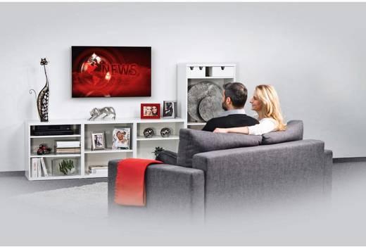 """Hama TV-Wandhalterung FIX """"Ultraslim"""" 94 - 160 cm (37"""" - 63"""") Weiß"""