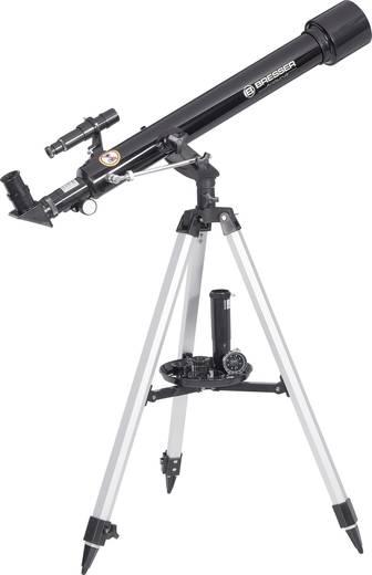 Linsen-Teleskop Bresser Optik Arcturus 60/700 Azimutal Achromatisch, Vergrößerung 50 bis 150 x