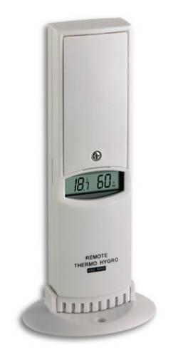 Dodatečný rádiový vysílač k HygroLogger TFA 30.3125 vhodný pro Měřič vlhkosti/teploty, 10