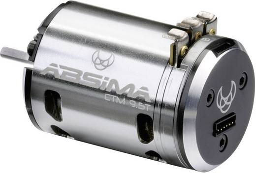 Automodell Brushless Elektromotor Absima Revenge CTM kV (U/min pro Volt): 4135 Windungen (Turns): 9.5