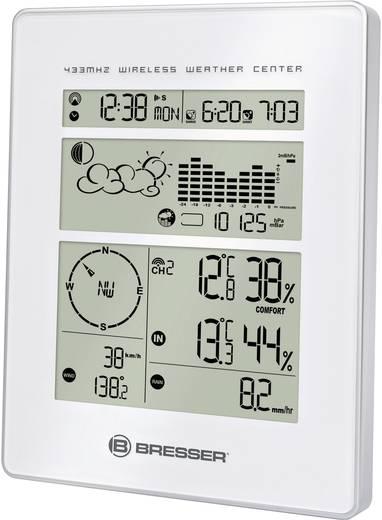 Funk-Wetterstation Bresser Optik Weather Center 7002500 Vorhersage für 12 bis 24 Stunden