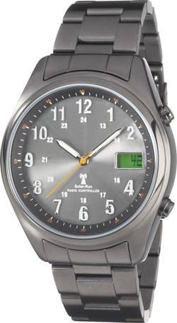 Montre-bracelet analogique RCSLDD-SS41-BK01 radiopiloté(e) gris foncé