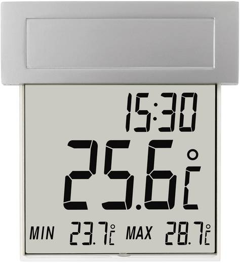 Thermometer TFA Vision Solar Silber