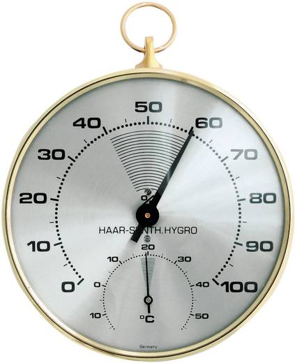 Wand Thermo-/Hygrometer TFA 45.2007 Gold