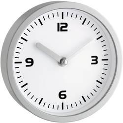 Analogové nástěnné hodiny do koupelny TFA, 60.3012, Ø 160 x 45 mm
