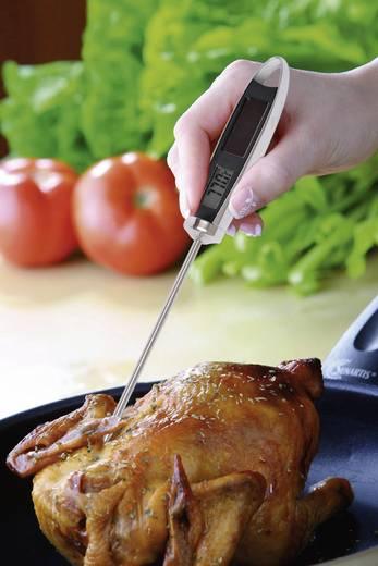 Küchen-Thermometer Sunartis 5-1022 Soßen, Schwein, Rind, Reh, Pute, Pastöse Stoffe, Pasta, Niedergaren, Max./Min., Lamm, Kartoffel, Kaninchen, Kalb, Halbfeste Stoffe, Grillgut, Geflügel, Flüssige Stoffe, Fett, Burger, Braten, Backen, Babykost, °C /°F-Anzeige