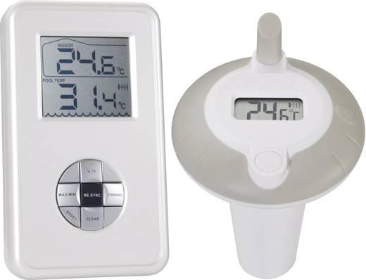 Schwimmbecken-Thermometer 4587 + 9771 Hotwater