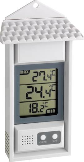 TFA 30.1039 Thermometer Silber