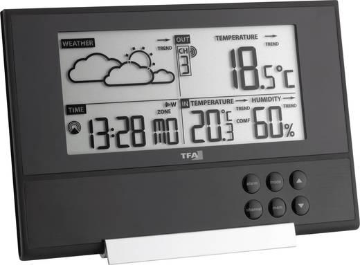 Funk-Wetterstation TFA Pure 35.1107 Vorhersage für 12 bis 24 Stunden
