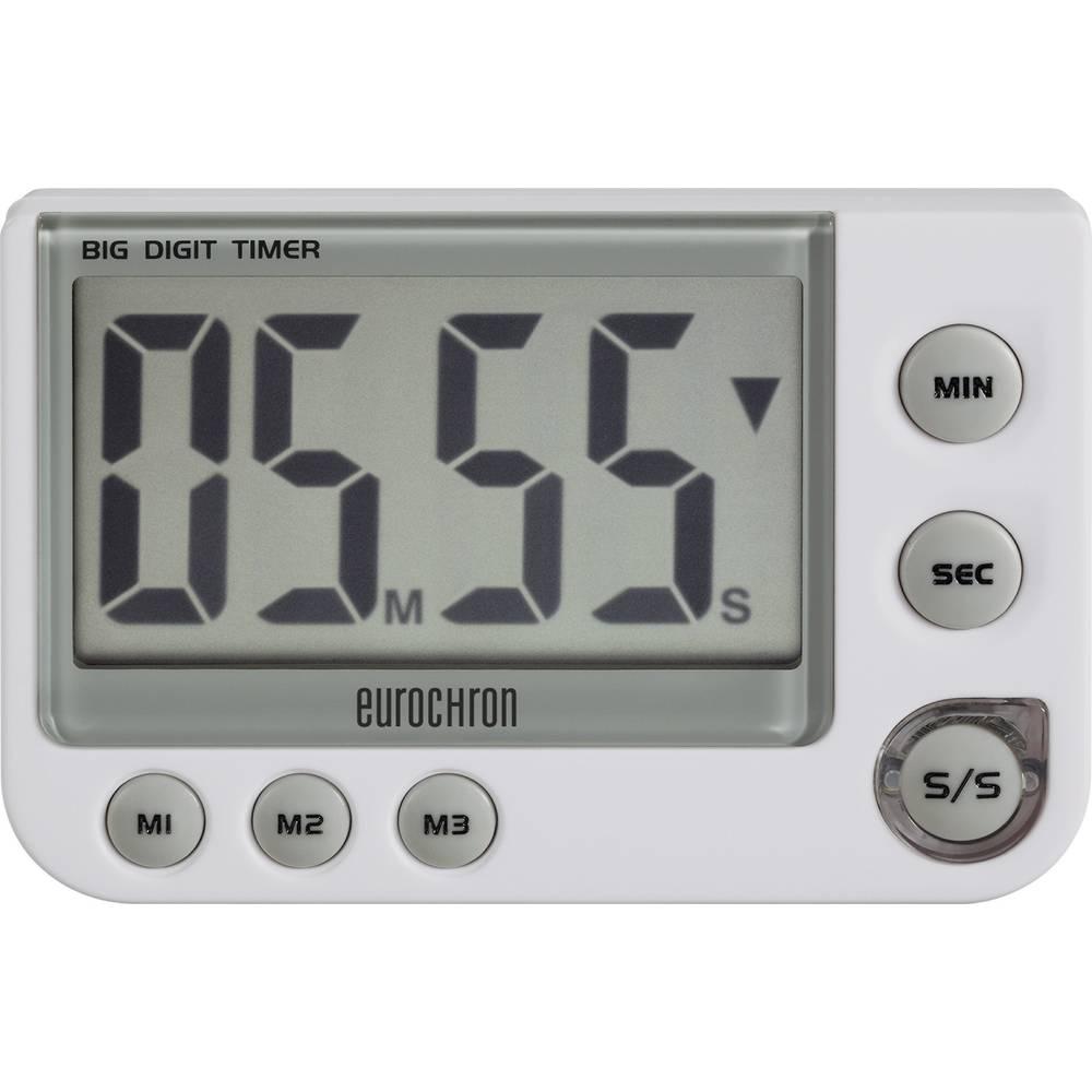 Minuteur eurochron c5079 blanc - Minuteur 10 minutes ...