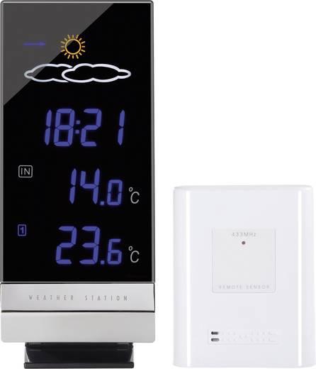 Funk-Wetterstation TFA Lumax 35.1093 Vorhersage für 12 bis 24 Stunden