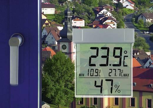 Fenster-Thermometer TFA 30.5020 Thermomètre de fenêtre avec hygromètre
