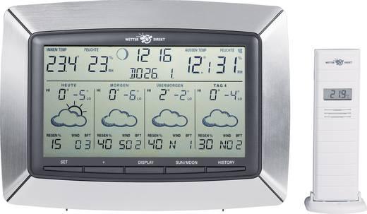 Satelliten Wetterstation TFA Tempus 35.5046.IT Vorhersage für 4 Tage