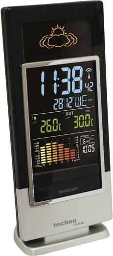 Funk-Wetterstation Techno Line Station météo radiopilotée WS 6502