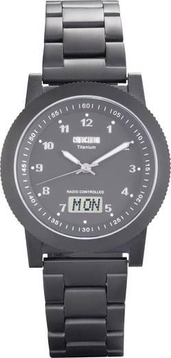 Funk-Armbanduhr EFAUT 6500