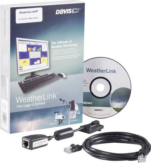 Software Davis Instruments DAV-6555