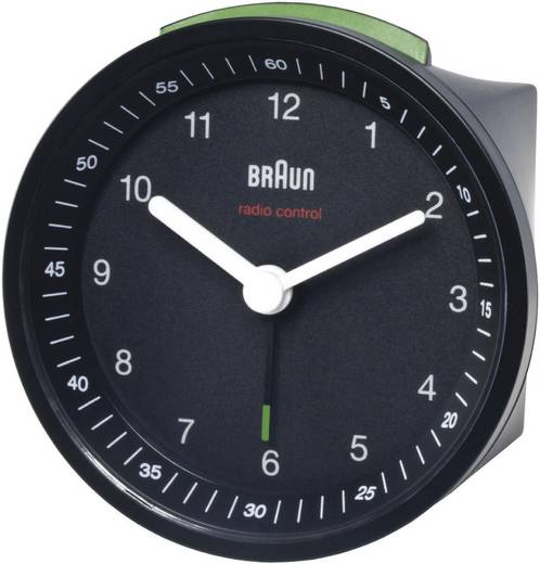 Funk Wecker Braun 66009 Schwarz Alarmzeiten 1