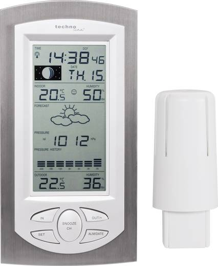 Funk-Wetterstation Techno Line WS 9032 WS 9032-IT