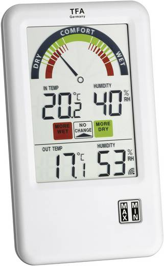 Funk-Thermo-/Hygrometer TFA 30.3045.IT