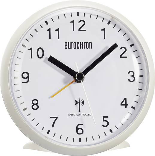 funk wecker eurochron hd trc202 wei alarmzeiten 1. Black Bedroom Furniture Sets. Home Design Ideas