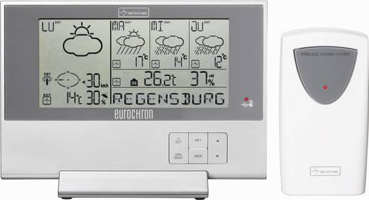 Satelliten Wetterstation Eurochron EFWS 110 MS EFWS 110 MS Vorhersage für 4 Tage