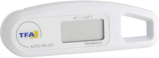 Küchen-Thermometer Abschaltautomatik gemäß HACCP und EN 13485, Strahlwassergeschützt IP65 TFA 30.1047 Soßen, Pastöse Stoffe, Halbfeste Stoffe, Flüssige Stoffe