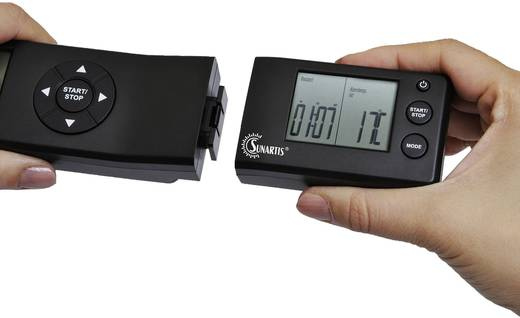 Küchen-Thermometer mit Timer Sunartis ETC536 Backen