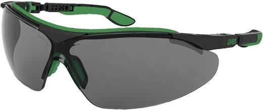 Schutzbrille Uvex 9160043 Schwarz, Grün DIN EN 166-1, DIN EN 169