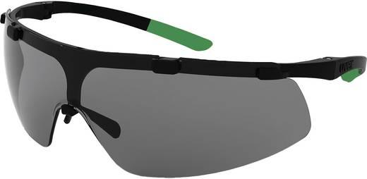Schutzbrille Uvex 9178043 Schwarz, Grün