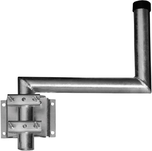 SAT-Wandhalterung A.S. SAT 24245 Wandabstand: 45 cm Passend für Spiegelgröße: Ø bis 100 cm S-Form, Variabler Wandabstand