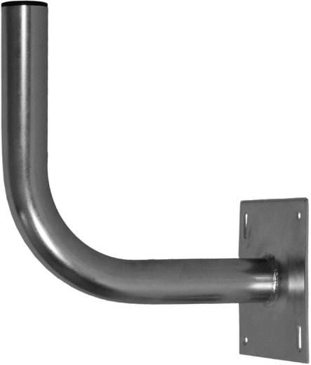 SAT-Wandhalterung A.S. SAT 24730 Wandabstand: 31.5 cm Silber
