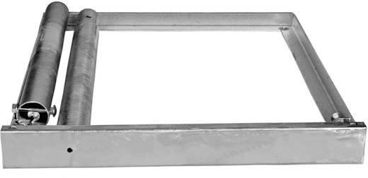 SAT-Standfuß A.S. SAT 32054 Silber
