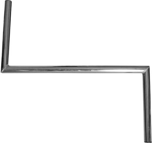 Antennenmast-Ausleger Aluminium A.S. SAT 37500 Mastabstand: 100 cm Produktabmessung, Ø: 50 mm