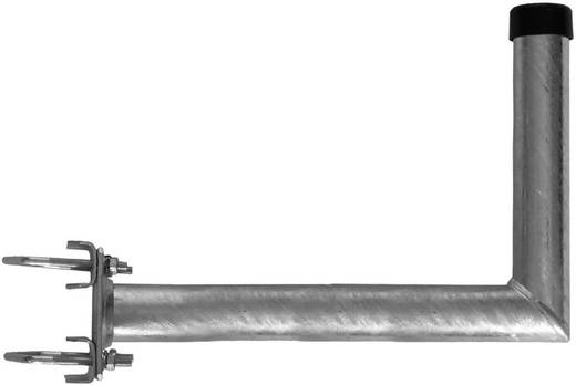 Antennenmast-Ausleger Stahl A.S. SAT 38040 Passend für Mast-Ø (max.): 60 mm Mastabstand: 40 cm Produktabmessung, Ø: 48 m