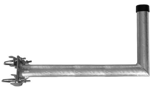 Antennenmast-Ausleger Stahl A.S. SAT 38055 Passend für Mast-Ø (max.): 60 mm Mastabstand: 55 cm Produktabmessung, Ø: 48 m