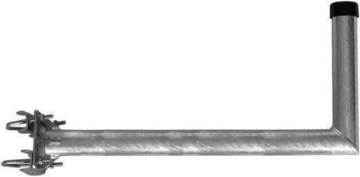 Antennenmast-Ausleger Stahl A.S. SAT 38070 Passend für Mast-Ø (max.): 60 mm Mastabstand: 70 cm Produktabmessung, Ø: 48 m