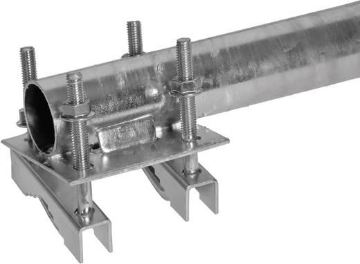 Antennenmast-Ausleger Stahl A.S. SAT 38250 Passend für Mast-Ø (max.): 50 mm Mastabstand: 0 cm Produktabmessung, Ø: 38 mm