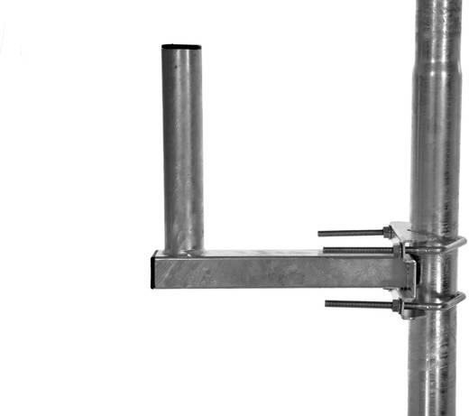 Antennenmast-Ausleger Stahl A.S. SAT 38905 Passend für Mast-Ø (max.): 48 mm Mastabstand: 30 cm Produktabmessung, Ø: 48 m