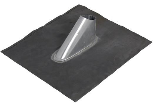 Dachziegel-Dichtung A.S. SAT 41050 Passend für Mast-Ø (max.): 60 mm Silber