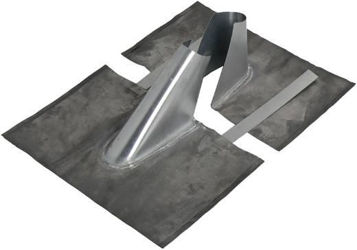 Dachziegel-Dichtung A.S. SAT 41900 Passend für Mast-Ø (max.): 60 mm Silber