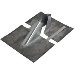 Image of A.S. SAT 41900 Dachziegel-Dichtung Passend für Mast-Ø (max.): 60 mm Silber