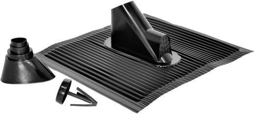 Dachziegel-Dichtung A.S. SAT 44311 Passend für Mast-Ø (max.): 60 mm Schwarz