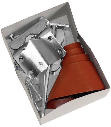 Masthalterung A.S. SAT 49050 Passend für Mast-Ø (min.): 38 mm Passend für Mast-Ø (max.): 60 mm