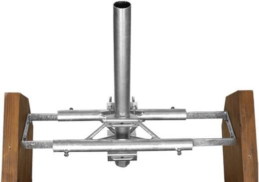 SAT-Dachhalterung A.S. SAT 51025 Silber