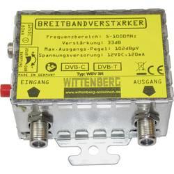 DVB-T zosilňovač Wittenberg Antennen WBV-3R K-103008-10