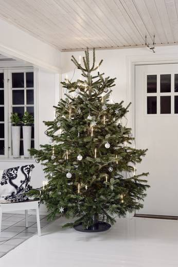 weihnachtsbaum beleuchtung innen 10 led warm wei. Black Bedroom Furniture Sets. Home Design Ideas